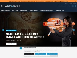 Bungie Store promo code and other discount voucher