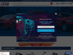 BuyAutoParts promo code and other discount voucher