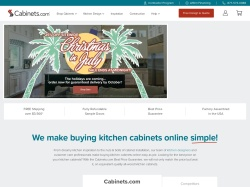 Cabinets.com promo code and other discount voucher