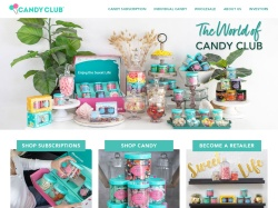 Candy Club promo code and other discount voucher