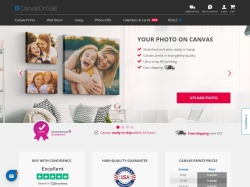 canvasonsale.com