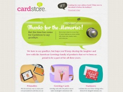 Cardstore.com coupons