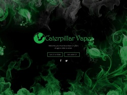Caterpillar Vapes promo code and other discount voucher