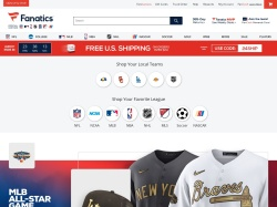 CBS Sports Store promo code and other discount voucher