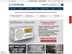 C Crane promo code and other discount voucher