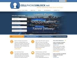 CellPhoneUnlock.net promo code and other discount voucher