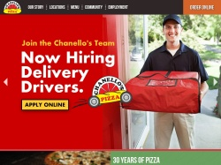 Chanello's Pizza promo code and other discount voucher