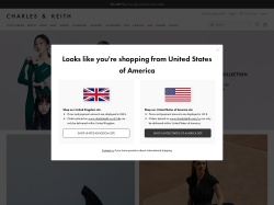 Charles & Keith UK promo code and other discount voucher