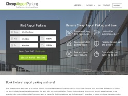 Cheap Airport Parking promo code and other discount voucher