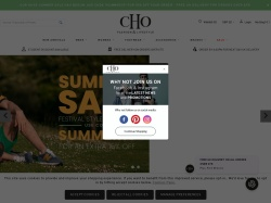 CHO promo code and other discount voucher