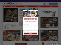 cigarpage.com