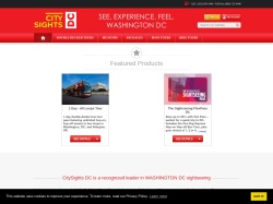 City Sights DC promo code and other discount voucher