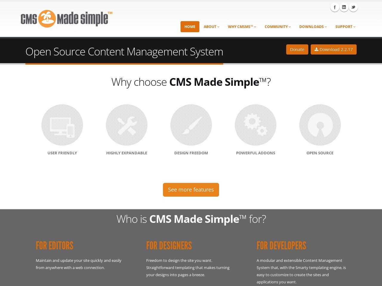 CMS Made Simple