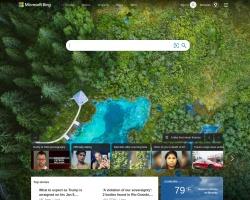 微软Bing搜索