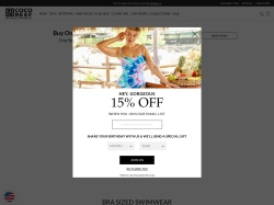 CoCo Reef Swimwear promo code and other discount voucher