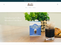 Coffee Blenders promo code and other discount voucher