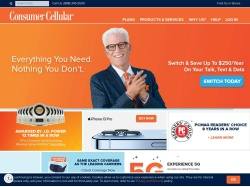 Consumer Cellular promo code and other discount voucher