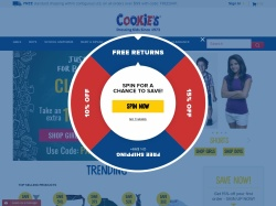 Cookie's Kids promo code and other discount voucher