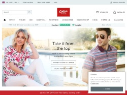 Cotton Traders UK promo code and other discount voucher