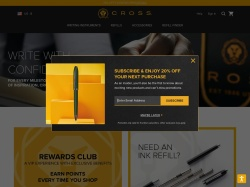 Cross promo code and other discount voucher