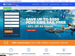 CruiseDirect promo code and other discount voucher