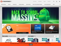 CyberPower PC promo code and other discount voucher
