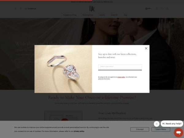 戴瑞珠宝官方网站