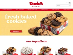 David's Cookies promo code and other discount voucher