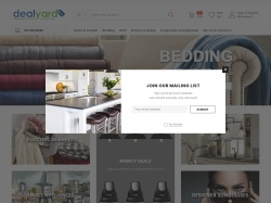 DealYard promo code and other discount voucher