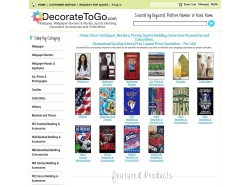 Decorate To Go promo code and other discount voucher