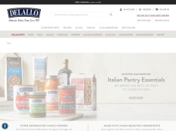 DeLallo promo code and other discount voucher