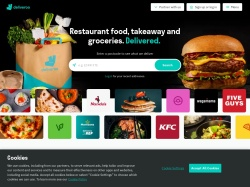 Deliveroo UK promo code and other discount voucher