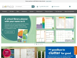 Demco promo code and other discount voucher