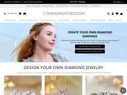 DiamondStuds.com promo code and other discount voucher