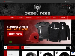Diesel Tees promo code and other discount voucher