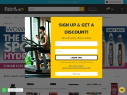 Discount Supplements coupons