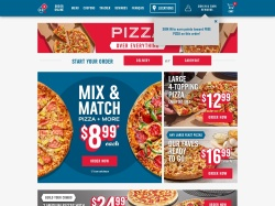 Domino's Canada promo code and other discount voucher