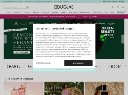 Douglas promo code and other discount voucher