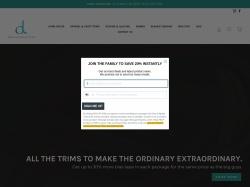 Dove Originals Trims promo code and other discount voucher