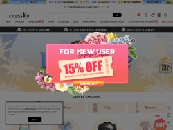 DressLily promo code and other discount voucher