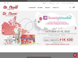 Dr. Numb CA promo code and other discount voucher