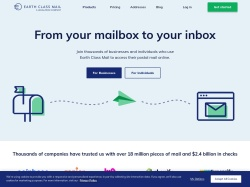 Earth Class Mail promo code and other discount voucher