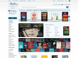 eBooks.com promo code and other discount voucher