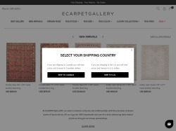 eCarpetGallery promo code and other discount voucher