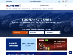 eEuroparts promo code and other discount voucher
