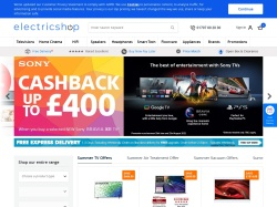 Electricshop promo code and other discount voucher