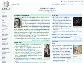 Visit us at en.wikipedia.org