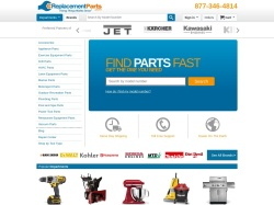 eReplacement Parts promo code and other discount voucher