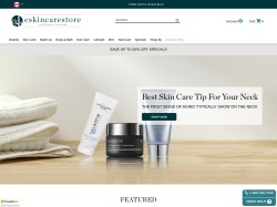 eSkinCareStore promo code and other discount voucher
