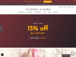 Etienne Aigner promo code and other discount voucher